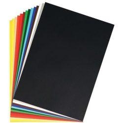 Herlitz barkácskarton 50x70 cm (300g/m2) sötétkék