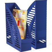 Herlitz Imperial műanyag álló irattartó A4, kék