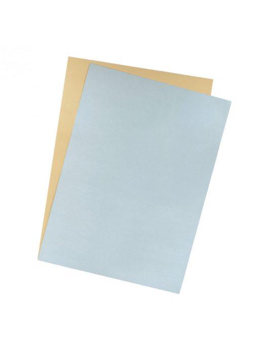 Herlitz barkácskarton 50x70 cm (300g/m2) arany