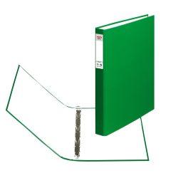 Herlitz Gyűrűskönyv A4 4 gyűrűs 2,5cm zöld