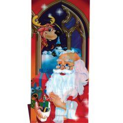 Karácsonyi Mikulástasak talpas
