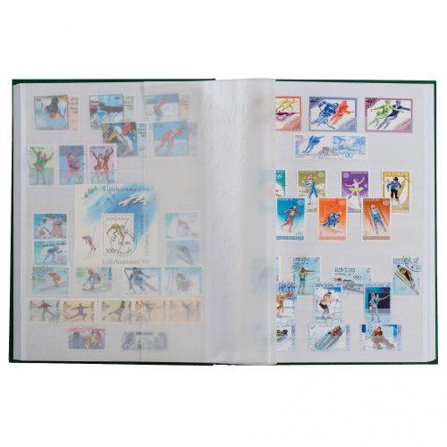 Bélyegalbum A4/16 oldal