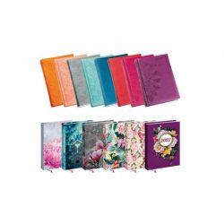 Librobelló kalendárium hölgyeknek B6, 400 oldalas, 16 minta/egységcsomag