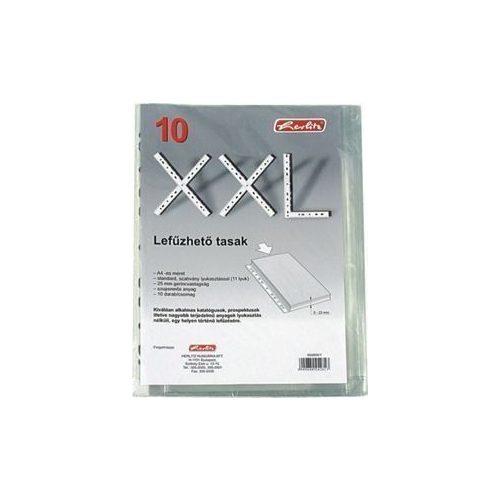 XXL lefűzhető tasak 10 db A4 25mm, genotherm