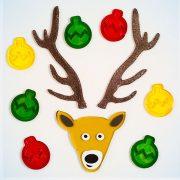 GELWONDER zselés üvegmatrica Happy Holidays