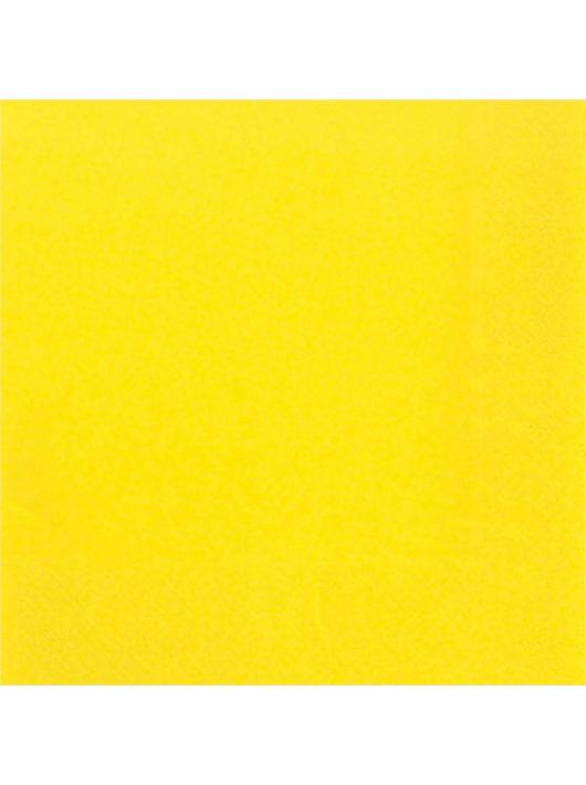 Szalvéta sárga