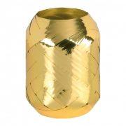 Karácsonyi tojáskötöző met.Arany30m