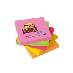 3M/Post-it 76*76 SuperSticky jegyzettömb