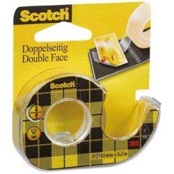 3M/Scotch 12x6.3 kétoldalas ragasztó szalag adagolón