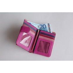 MyWalit, valódi bőr pénztárca, rózsaszín