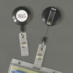 Névkitűzőtartó, kihúzható, 3L (3L11240)
