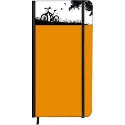 Teneues notesz 9x18cm, Bike