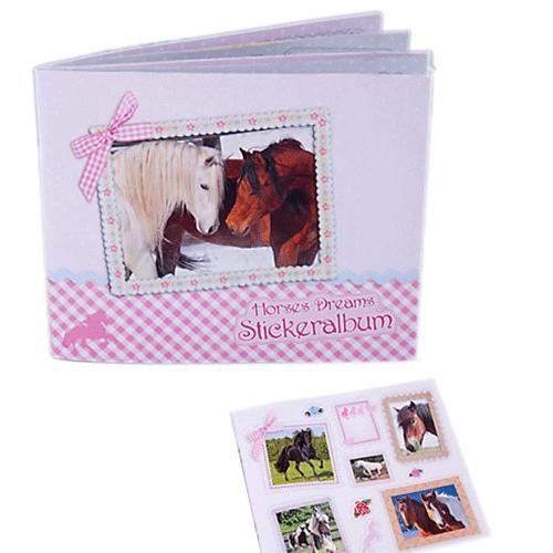 Horses matricás album 7639