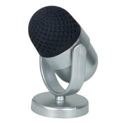 Online mikrofon radír és hegyező, Superstar