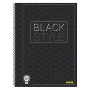 ONLINE Spirálfüzet A4, Black Style