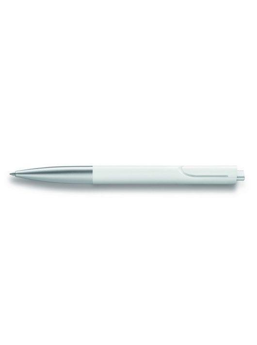 LAMY noto, golyóstoll, tartós műanyag, fehér/ezüst, 283