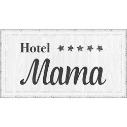 Dekortábla, Hotel Mama