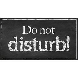Dekortábla, Do not