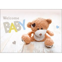 Képeslap, Welcome baby