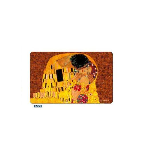 Reggeliző tálca - Klimt: Der Kuss