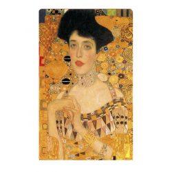 Mágneses könyvjelző, Klimt - Adele