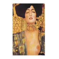 Mágneses könyvjelző, Klimt - Judith