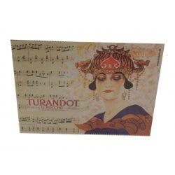 Mágnes - Opera: Turandot