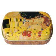 Fémdoboz, Klimt - Kiss