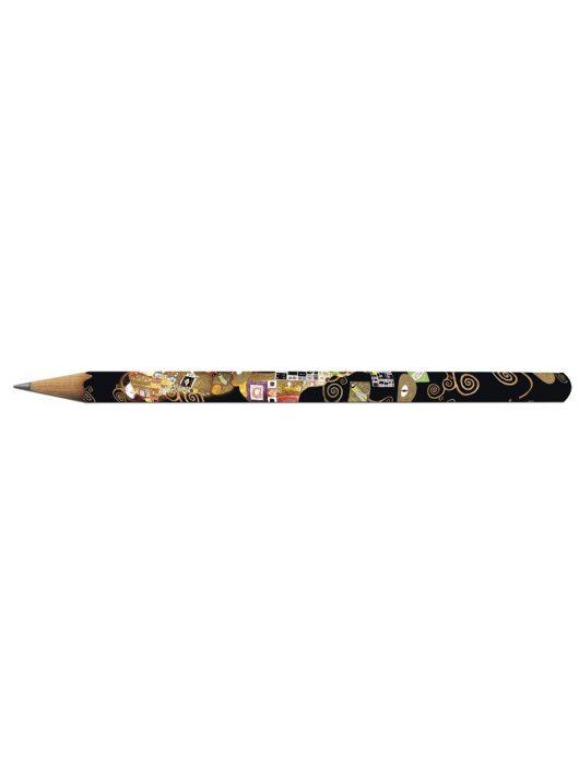 Ceruza, Klimt - Kiss