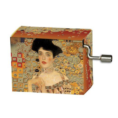 Zenedoboz, Klimt - Adele