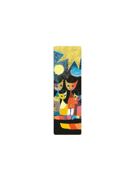 Könyvjelző - Wachtmeister: Multicoloured