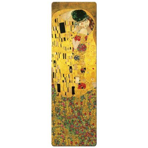 Könyvjelző - Klimt: Kiss