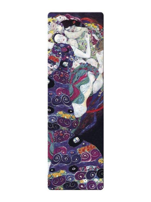 Könyvjelző - Klimt: Maidens