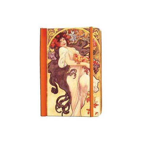 Mucha jegyzetfüzet: Herbst