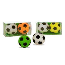 TRH Radír, futball labda, 2db
