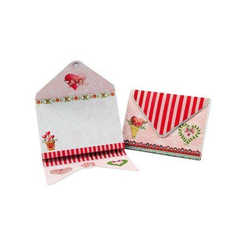 Jegyzetblokk 352-3 szív