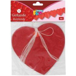 Tp Girland 4m szív
