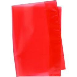 Füzetborító, Toppoint, piros, A5
