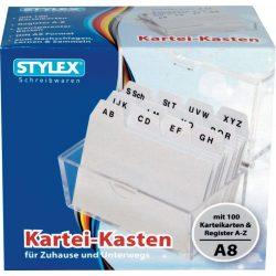 Kartoték tartó, Stylex, A8