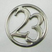 YES bevásárló érme, 23
