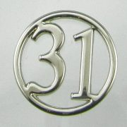 YES bevásárló érme, 31