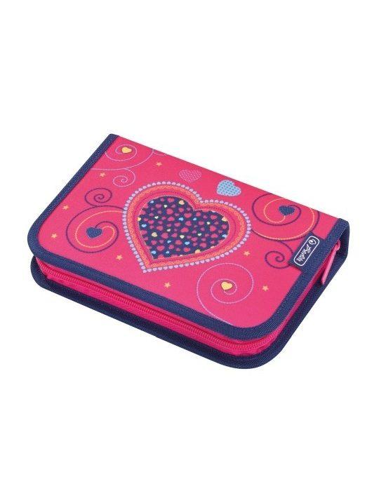 Tolltartó 31 részes Pink Hearts