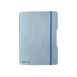 my.book flex A5 Len világoskék, 80g/m2