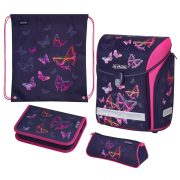 Iskolatáska Midi Plus Rainbow Butterfly