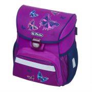 Iskolatáska Loop üres Glitter Butterfly