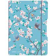 Herlitz my.book flex A5 40 lapos füzet kockás LadyBirds