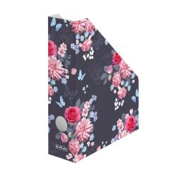 Herlitz Álló irattartó karton 7 cm Ladylike Flower