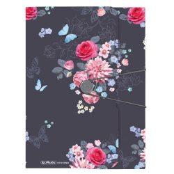 Herlitz Gumis mappa PP Lady Flower