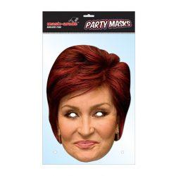 Sharon Osbourne maszk