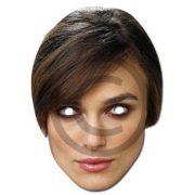 Keira Knightley maszk